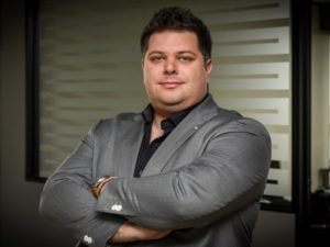 "South African blockchain and cryptocurrency expert Riccardo ""fluffypony"" Spagni,"