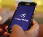 While there are other cab-hailing apps in South Africa, uMashesha is the first to be woman-owned, and is a completely safe and focused App. uMashesha CEO Christine Mesolo believes there's still room for more players.