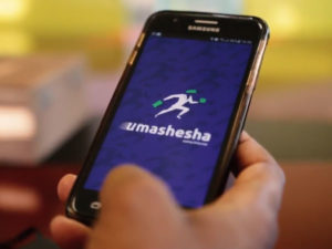 While there are other cab-hailing apps in South Africa,uMashesha is the first to be woman-owned, and is a completely safe and focused App. uMashesha CEO Christine Mesolo believes there's still room for more players.