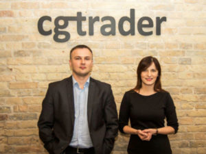 CGTrader integrates with Shopify to create an innovative shopping experience