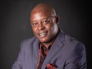 AfricaCoin's President and CEO, Amos Tsopotsa