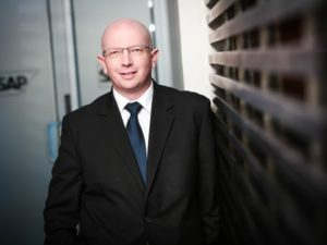 Neil Herbert, Director: Business Analytics at SAP Africa