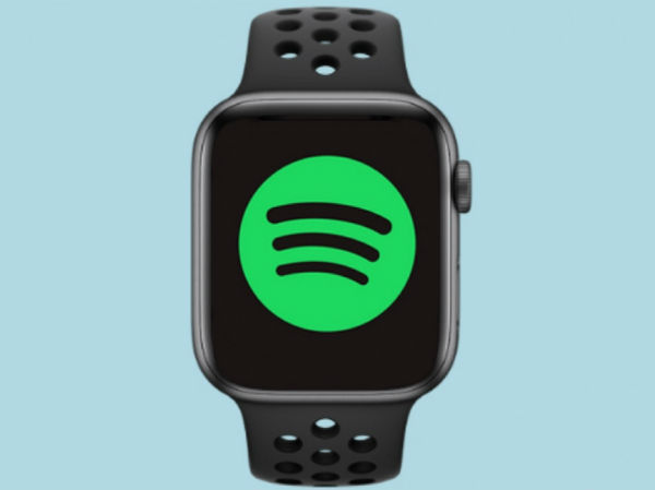 Spotify for Apple Watch - Keeping time with music