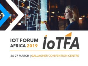 Johannesburg gets ready for Africa's leading IOT event