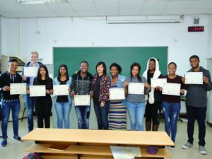 South African students excel in Huawei's Seeds for the Future programme