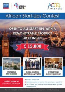 The ACCEL Entrepreneurship Awards: Application deadline approaching