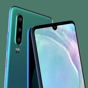 Huawei announces new P30 series