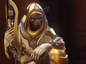 Become Bastet in Overwatch's new challenge