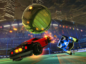 Rocket League cross-play is a thing now