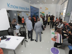 South Africa: Fundi opens flagship store in Johannesburg