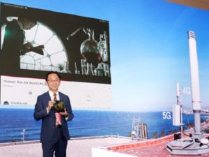 MWC2019: Huawei unveils 5G live networks and foldable phones |IT