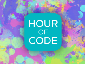 SPARK students learn to code in Hour of Code