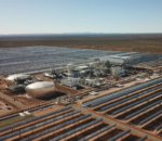 ENGIE starts operations of a new concentrated solar plant