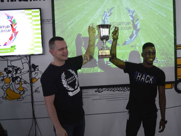 Publiseer wins the Startup World Cup Nigeria Regional Competition
