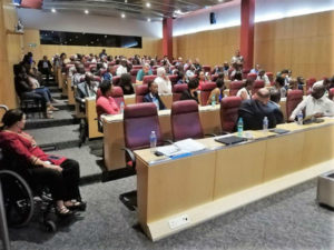 A successful Public Talk on emerging tech