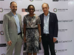 Sir Tim Berners-Lee celebrates 30th anniversary of the web in Nigeria