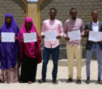 280 Somali youth graduate from an intensive skills training programme