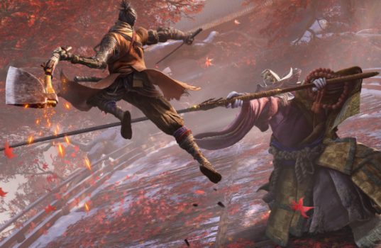 WATCH: Sekiro: Shadows Die Twice Official Launch Trailer