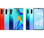 Huawei unveils P30 Series
