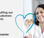 Kyocera Document Solutions unveils a renewed brand identity