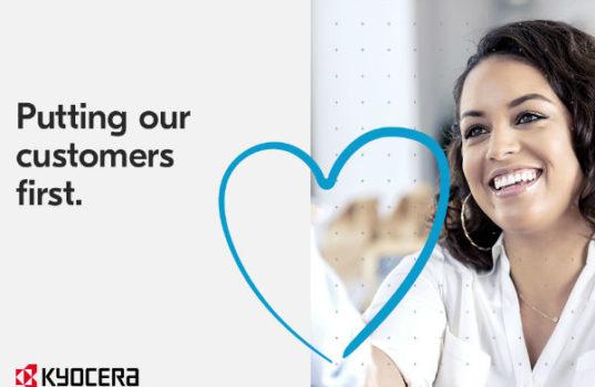 Kyocera Document Solutions unveils a renewed brand identity