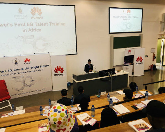 Huawei launches free 5G training for South African ICT students