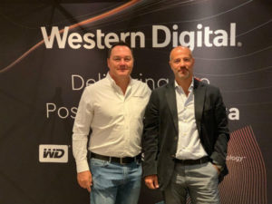 Western Digital offers diversified solutions for its South African audiences