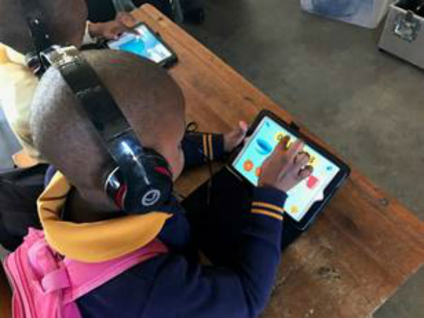iSchoolAfrica brings global learning software to rural and township schools in South Africa.