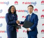Ghana: AirtelTigo partners Huawei on $30 million network modernisation project