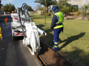 Fibre micro-trenching rolled out in Nelson Mandela Bay