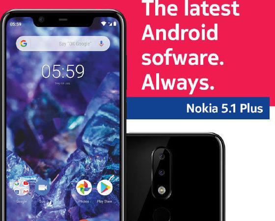 A Nokia smartphone for life
