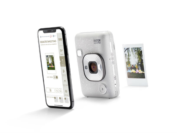 instax mini LiPlay launches in South Africa