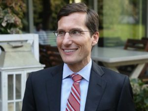 Andrew Torre, Regional President for Visa Central and Eastern Europe, Middle East and Africa