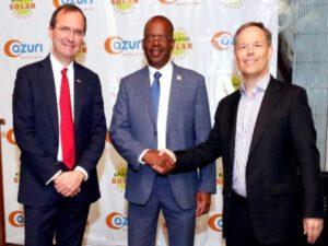 Azuri Technologies launches 24-inch solar television package AzuriTV in Zambia