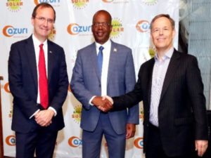 Azuri Technologies launches 24-inch solar television package AzuriTV in Zambia