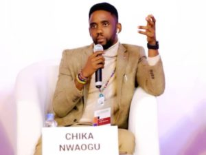 Chika Nwaogu, CEO of Playfre Africa.