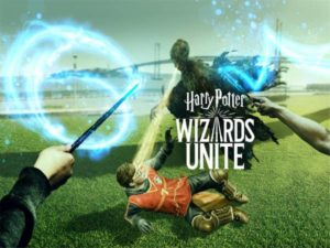 Harry Potter: Wizards Unite tasks players with protecting the world from magical threats