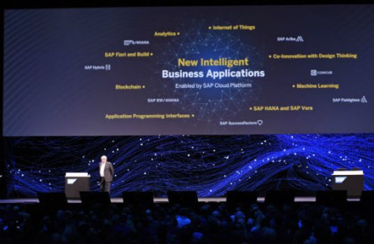 The road to Intelligent Enterprise is paved by S/4HANA, says Hans-Peter Fülle