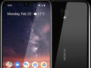 The Nokia 3.2