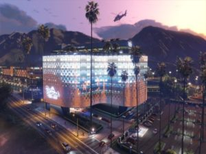 Players will be able to partake in different activities at the new casino. Image sourced from Rockstar.