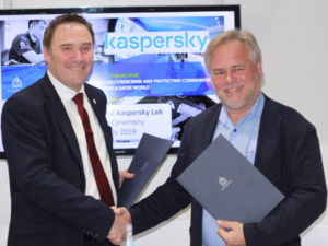 Kaspersky collaborates with INTERPOL in fight against cybercrime