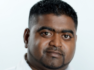 Marcus Karuppan, T-Systems ICT Academy Manager.