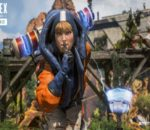 Natalie Paquette, aka Wattson, the newest character to Apex Legends. Image sourced from Electronic Arts.