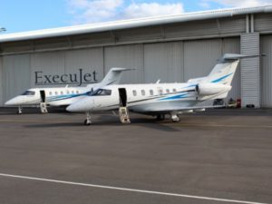 ExecuJet expands its fleet of aircraft with the PC-24.