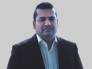 Ranjit Pillai, Co-Founder and Managing Director at Precise Technologies