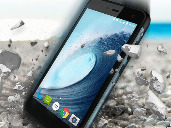 Rugged Mid Range Smartphone Launches In