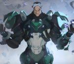 New Overwatch hero Sigma