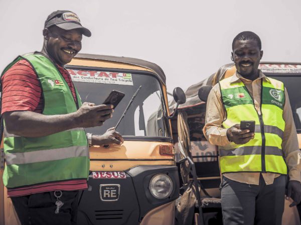 Gozem launches three-wheeled auto-rickshaw service in West Africa.