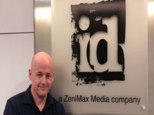 Tim Willits has announced his resignation as Studio Director at id Software. Image sourced from Twitter.