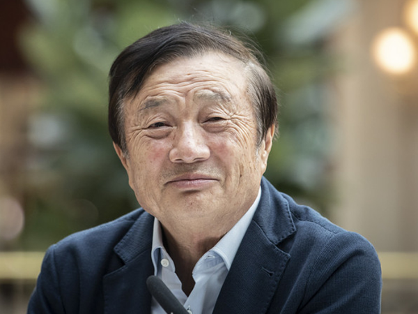 Trump has nothing on us says Huawei founder